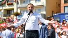 Wybory prezydenckie 2020. Prezydent RP Andrzej Duda (fot. PAP/Wojtek Jargiło)