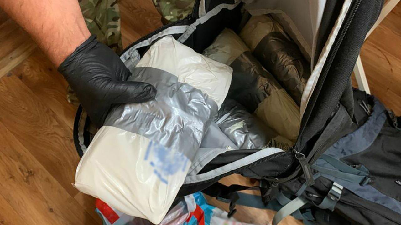 MAPA to w miarę nowy prekursor wykorzystywany przez producentów narkotyków syntetycznych (fot. policja, zdjęcie ilustracyjne)