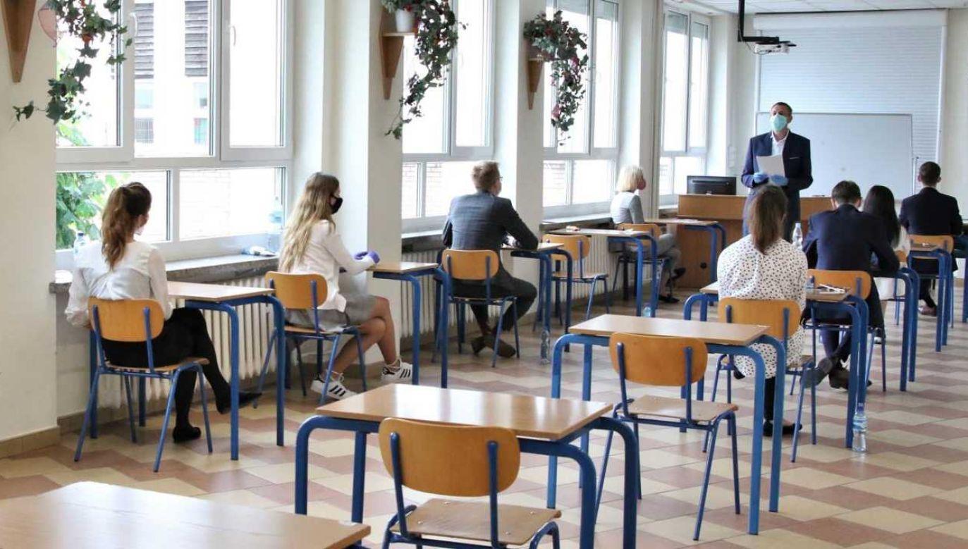 Egzaminy próbne potrwają do 16 marca (fot. Gov.pl)