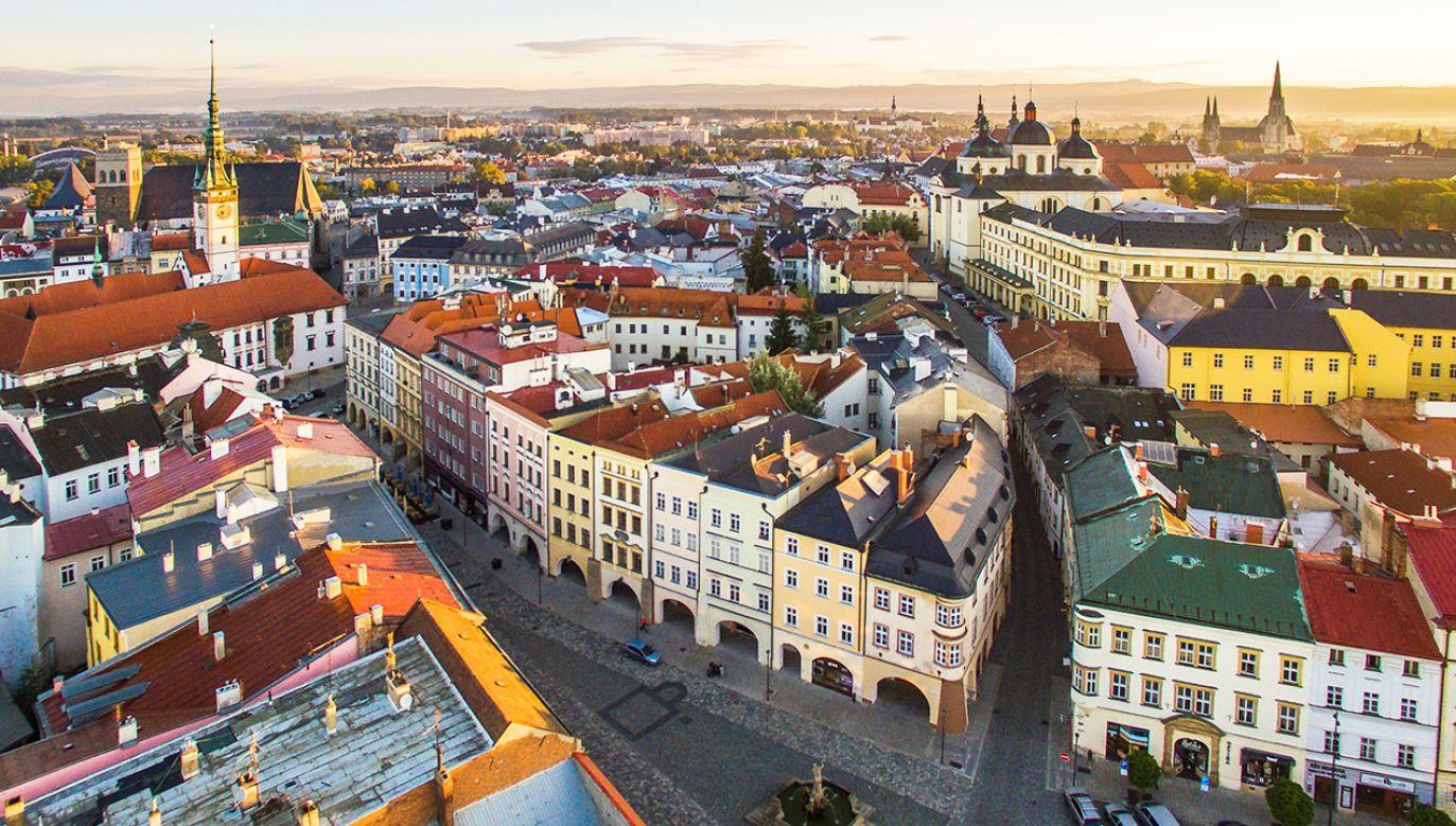 Ołomuniec uchodzi za jedno z najładniejszych miast w Czechach (fot. Shutterstock)
