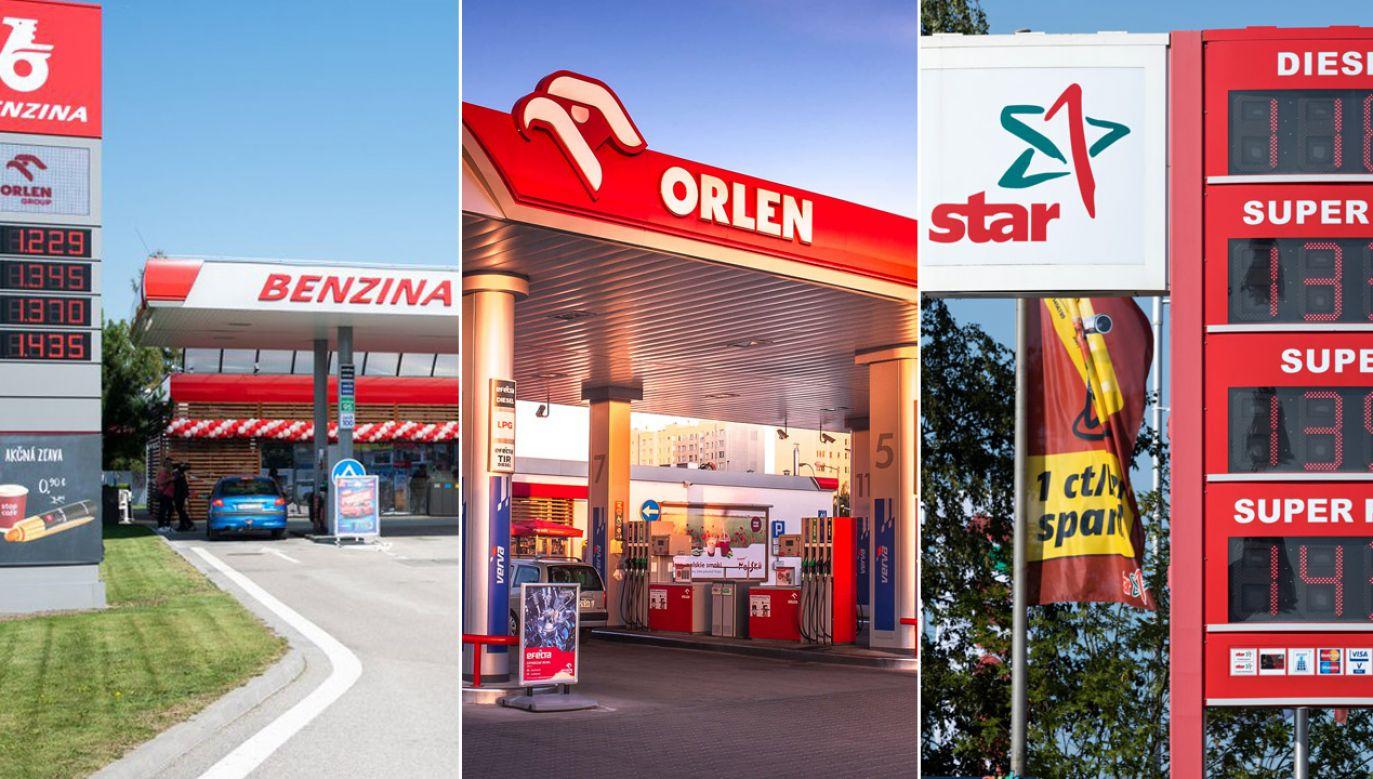 """Logo """"Orlen Group"""", a za trzy lata ma ono całkowicie zastąpić marki regionalne (fot. Materiały prasowe, Shutterstock)"""