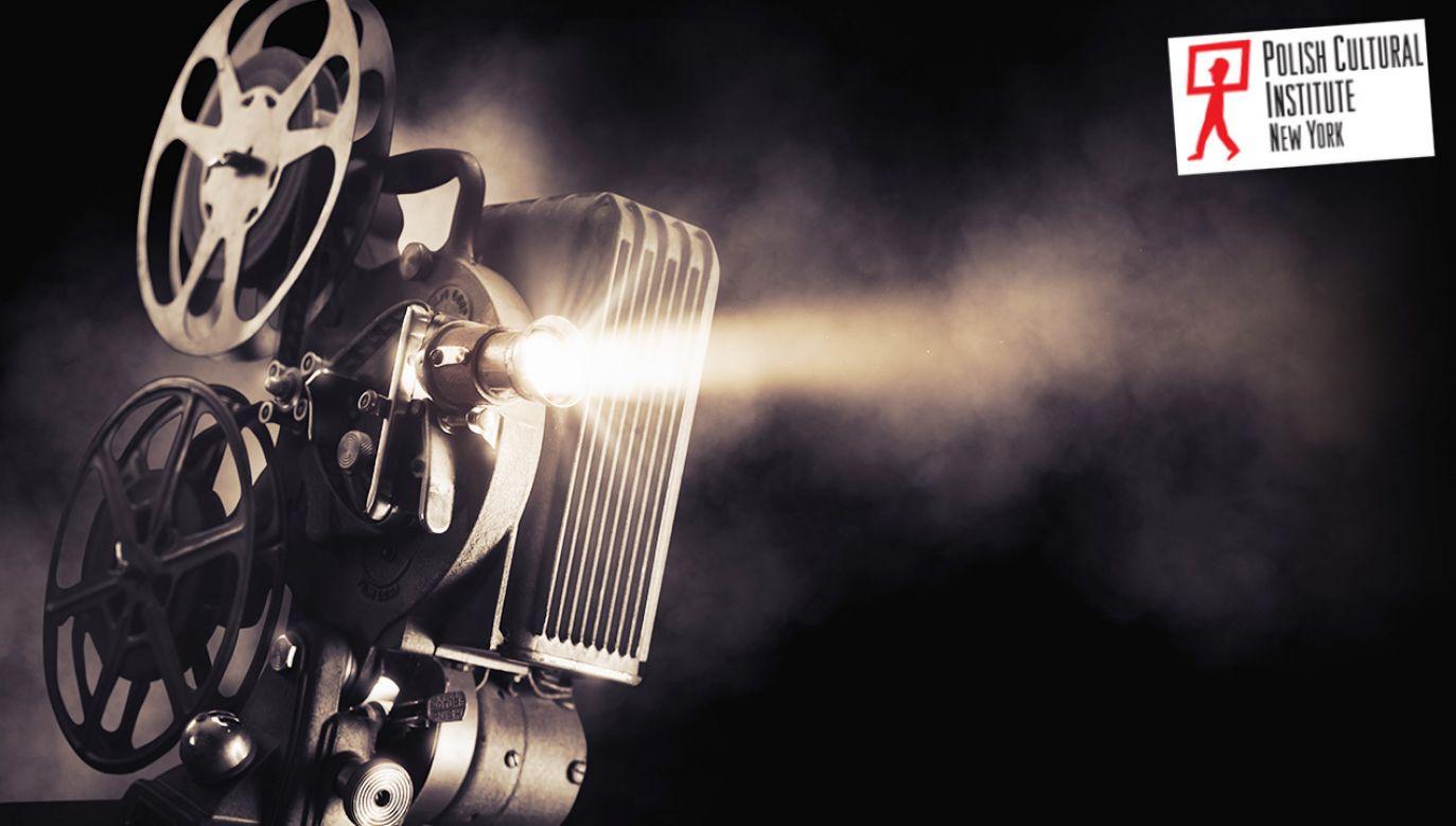 Widzowie w USA mogą obejrzeć siedem polskich filmów (fot. Shutterstock)