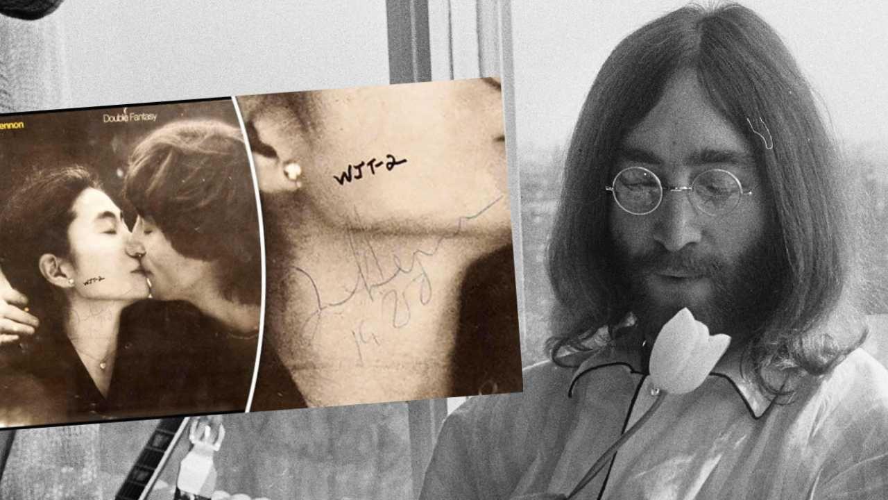 Kilka godzin po złożeniu autografu John Lennon został zabity (fot. Eric Koch / Anefo/Creative Commons)