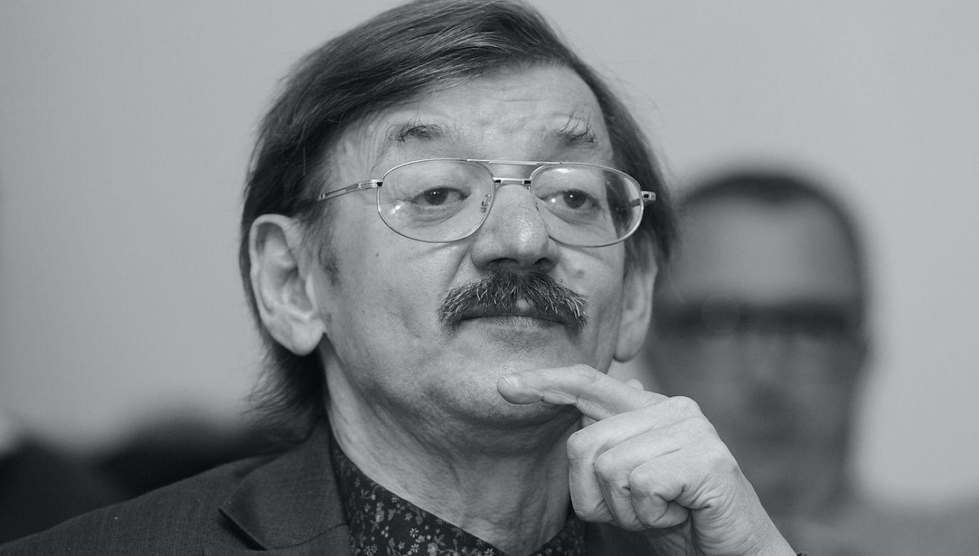 Jerzy Targalski nie żyje (fot. arch.PAP/Andrzej Rybczyński)