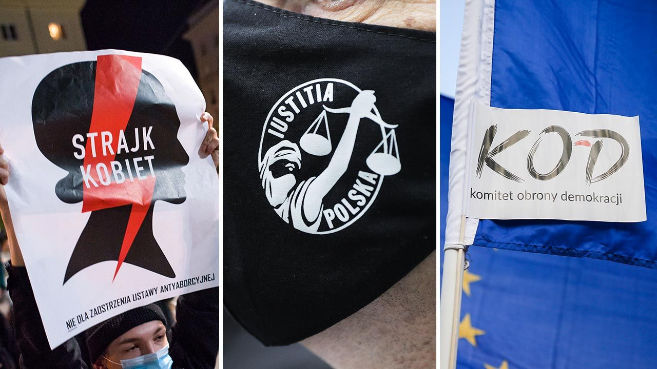 (fot.  Attila Husejnow/SOPA Images/LightRocket via Getty Images; Forum/Andrzej Hulimka; Beata Zawrzel/NurPhoto via Getty Images)