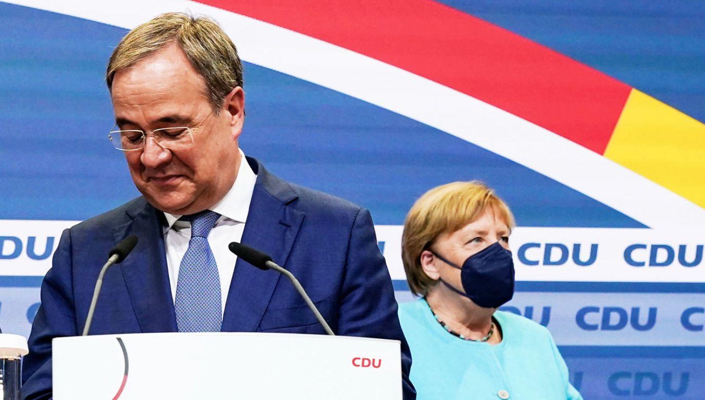 Kto będzie nowym kanclerzem? (fot. PAP/EPA/CLEMENS BILAN)