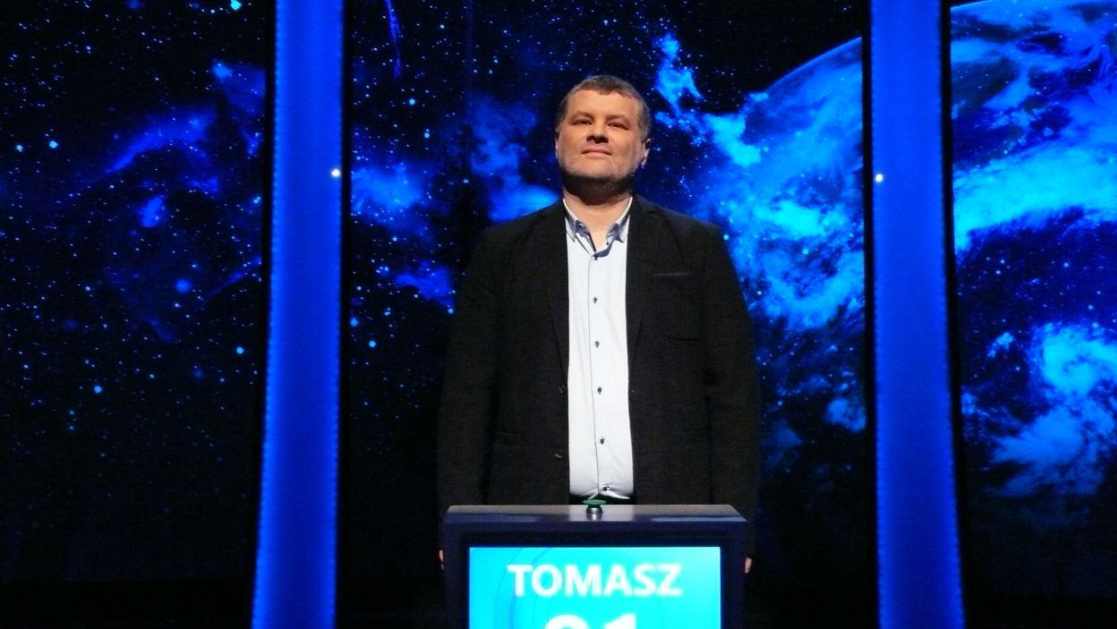 Tomasz Górecki - zwycięzca 6 odcinka 110 edycji