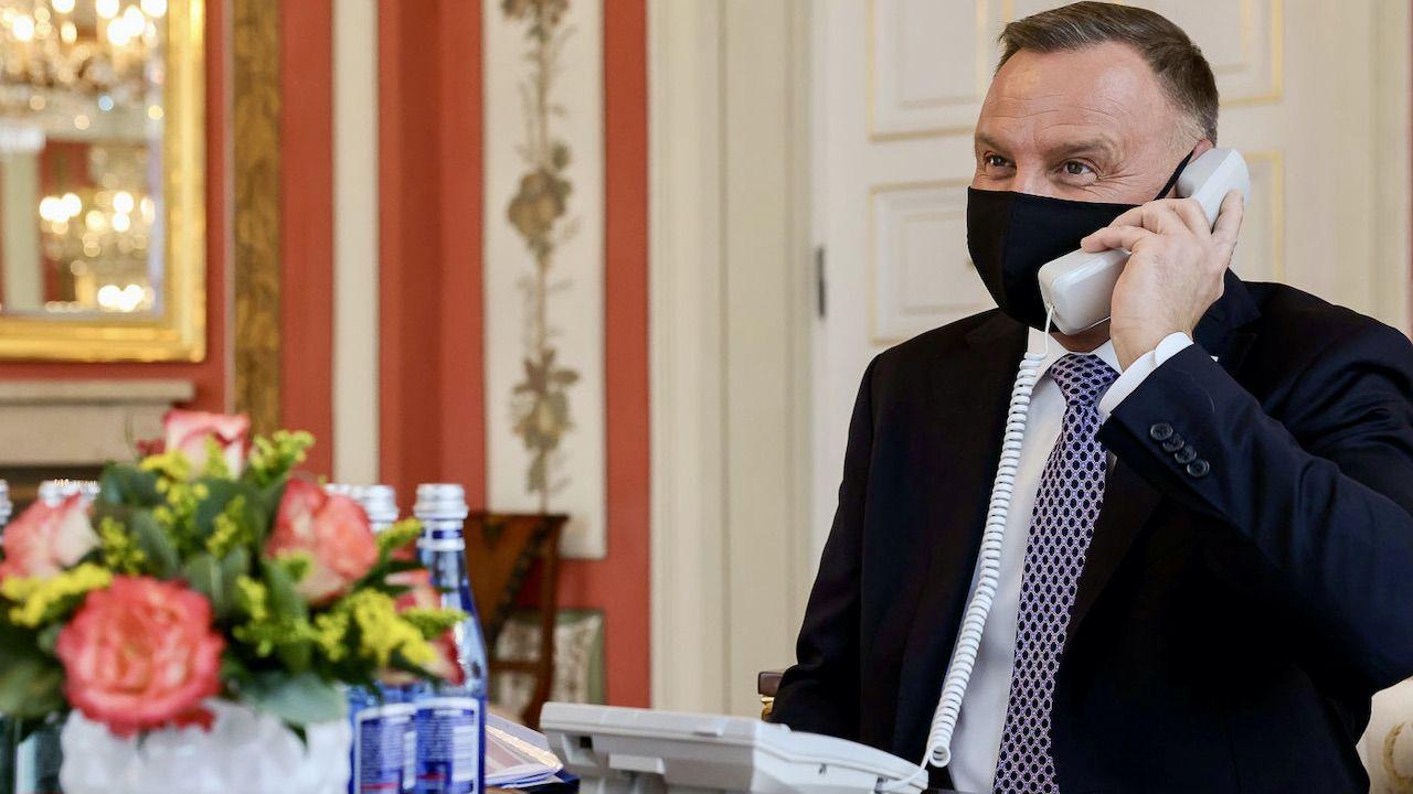 Kolejny medialny atak na prezydenta przeprowadzony został chyba tylko dla sportu – pisze autor  (fot. Grzegorz Jakubowski/KPRP)