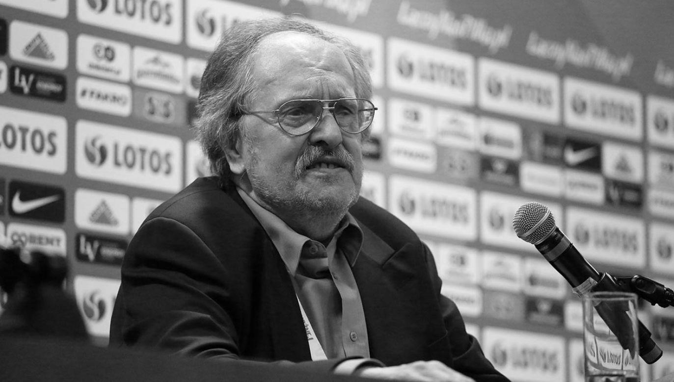 Andrzej Gowarzewski miał 74 lata (fot. Forum)
