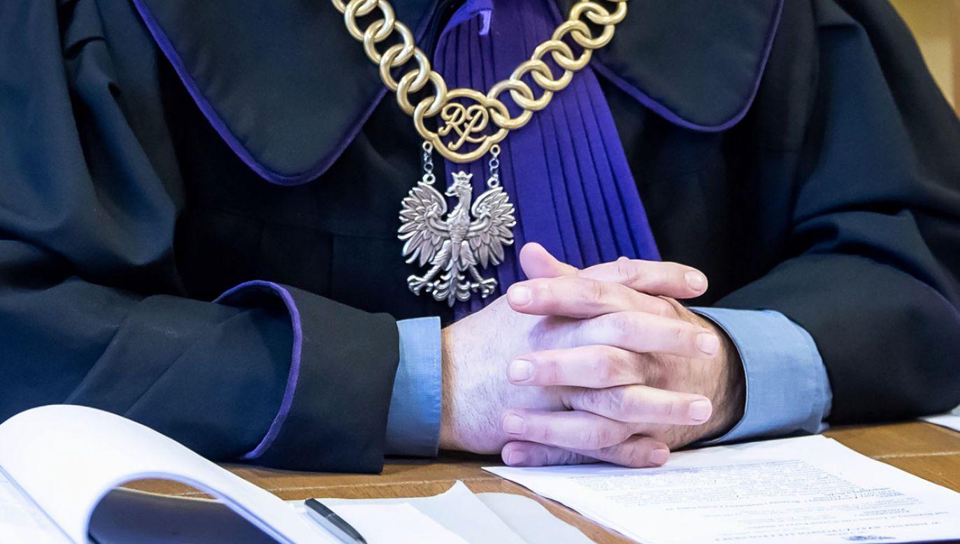 Naczelny Sąd Administracyjny oddalił wniosek o wyłączenie z rozprawy sędziego wyłonionego przez KRS w obecnym składzie (fot. PAP/Tytus Żmijewski)