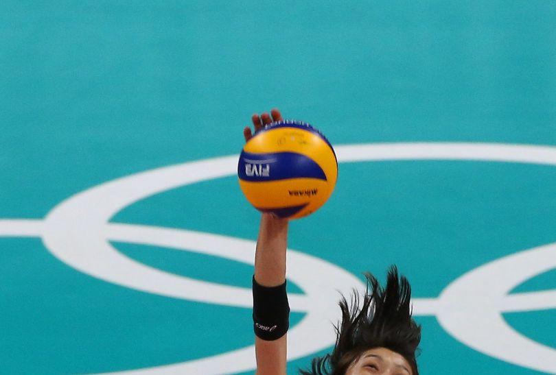 Koreankom nie pomogła nawet rewelacyjna postawa Yeon-Kuong Kim (fot. Getty Images)