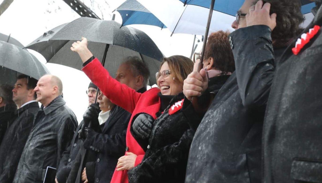 """""""Jeszcze niedawno wydawało się, że otoczenie Małgorzaty Kidawy-Błońskiej nie ma pomysłu na kampanię"""" – pisze autor (fot. tt/@M_K_Blonska)"""