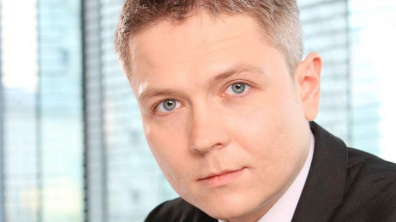 Michał Szpakowski (fot. mat. pras.)
