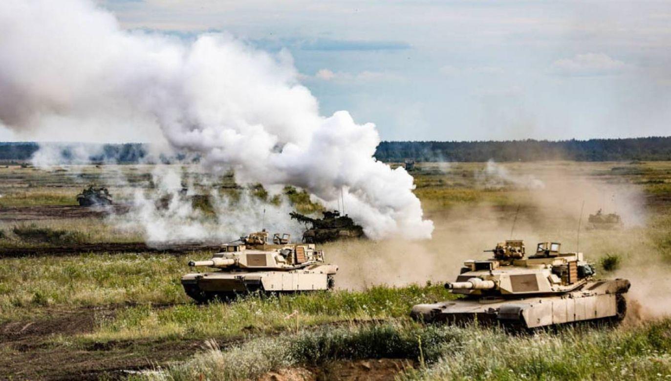 Amerykanie odpowiadają na zagrożenie ze strony Rosji (fot. US Army)