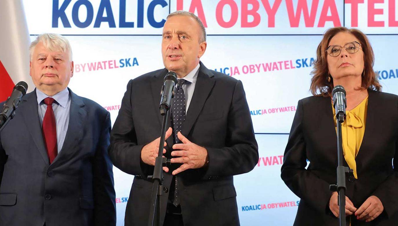 Bogdan Borusewicz zaapelował do PiS o zrezygnowanie ze wznawiania posiedzenia Senatu  (fot. PAP/Paweł Supernak)
