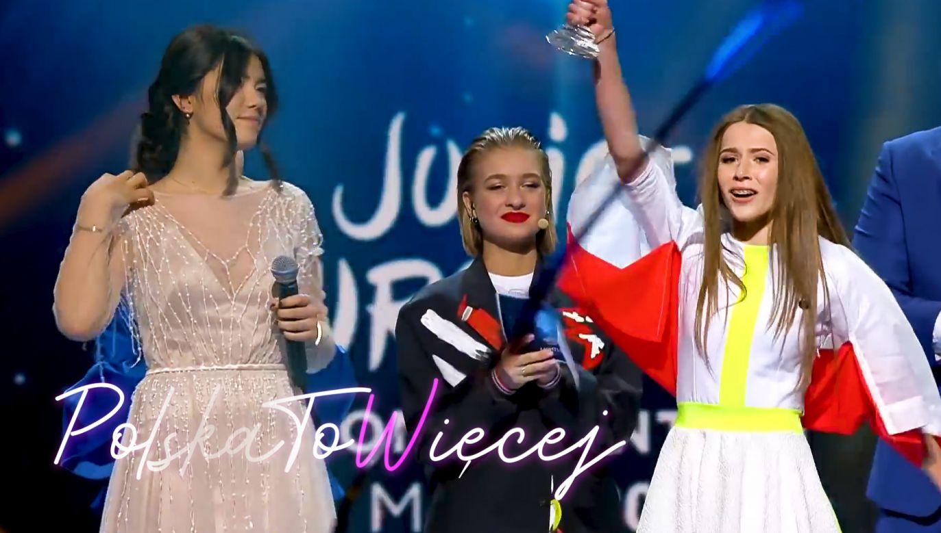 Roksana Węgiel 14-latka, którą pokochały miliony Polaków #PolskaToWiecej (fot. tvp.pl)