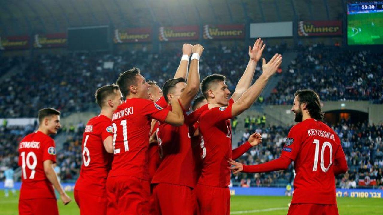 Polska zwycięzcą grupy G ( REUTERS/Ronen Zvulun)