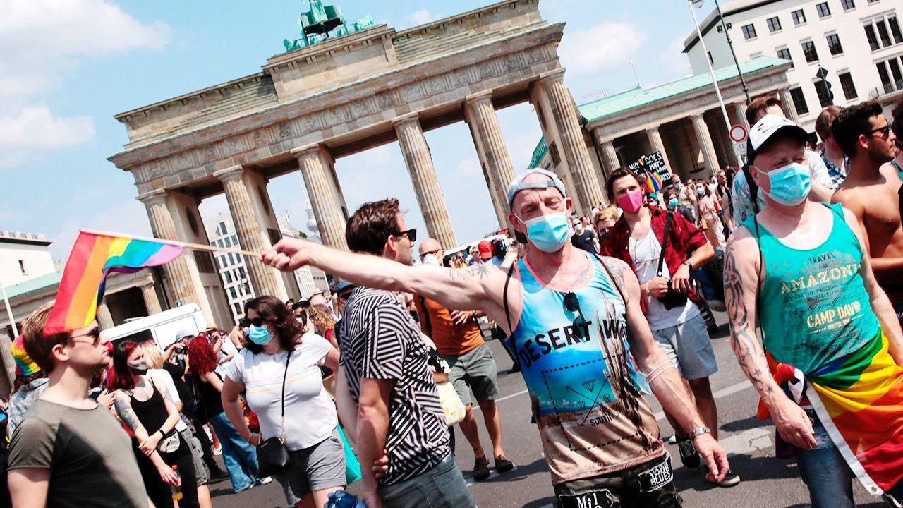 Napastnikom udało się uciec (fot. Carsten Koall/Getty Images)