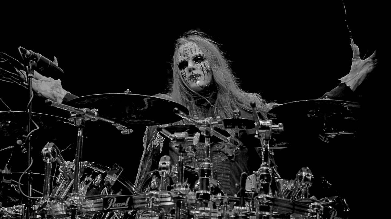 Joey Jordison był jednym z najlepszych amerykańskich perkusistów metalowych (fot. PAP/EPA/STEVE C. MITCHELL)