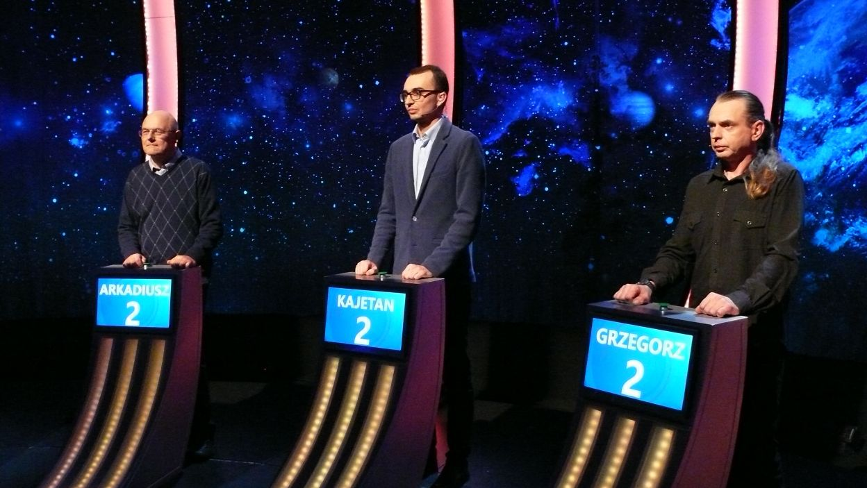 Finałowa trójka zawodników 8 odcinka 117 edycji