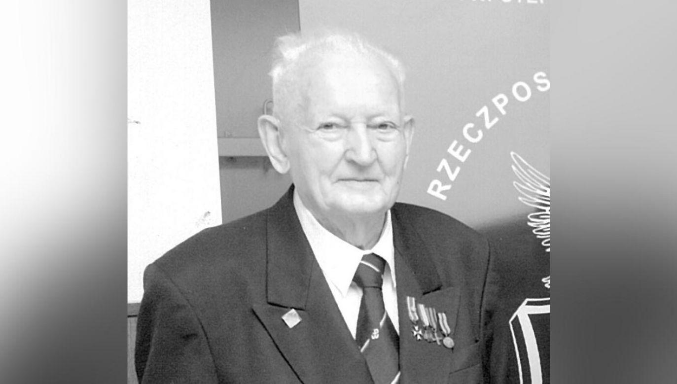 """Major Zbysław Raczkiewicz """"Orzeł""""był żołnierzem Armii Krajowej (fot. lodz.ipn.gov.pl)"""