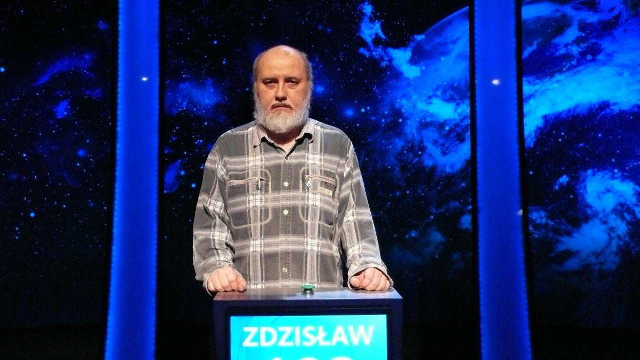 Zdzisław Ziembowicz - zwycięzca 16 odcinka 110 edycji