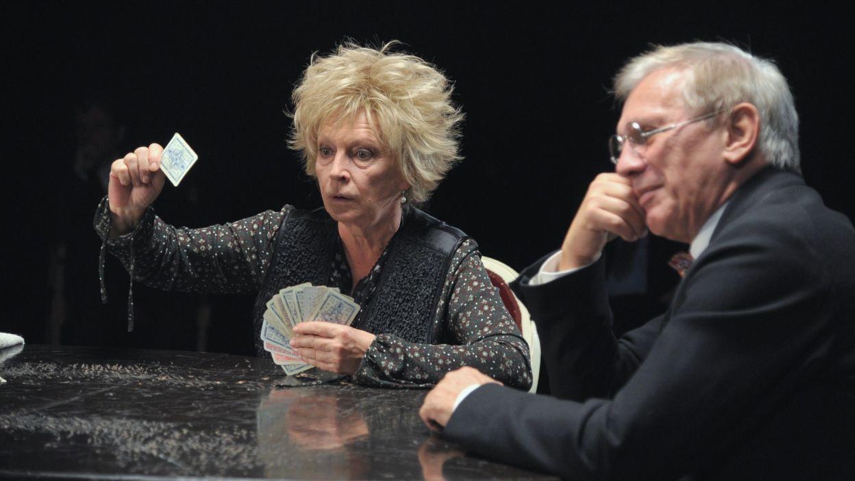 """U tego samego reżysera zagrała Eugenię w """"Tangu"""" Mrożka (fot. TVP)"""