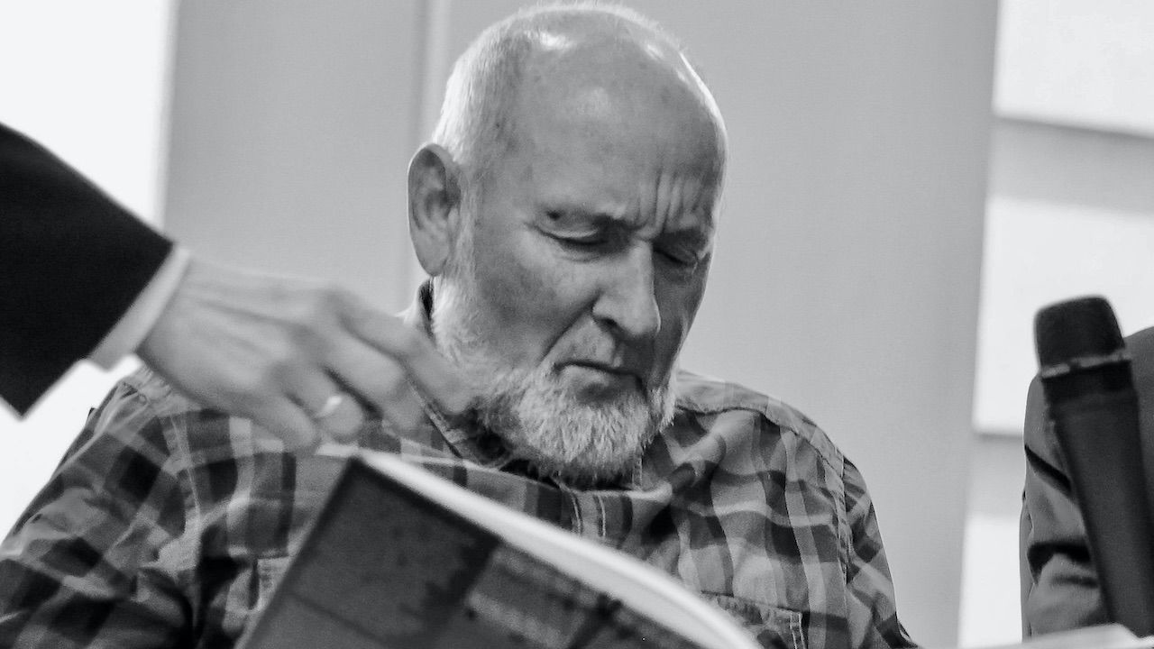 Zygmunt Hanusik (fot. arch.PAP/Dominik Gajda)