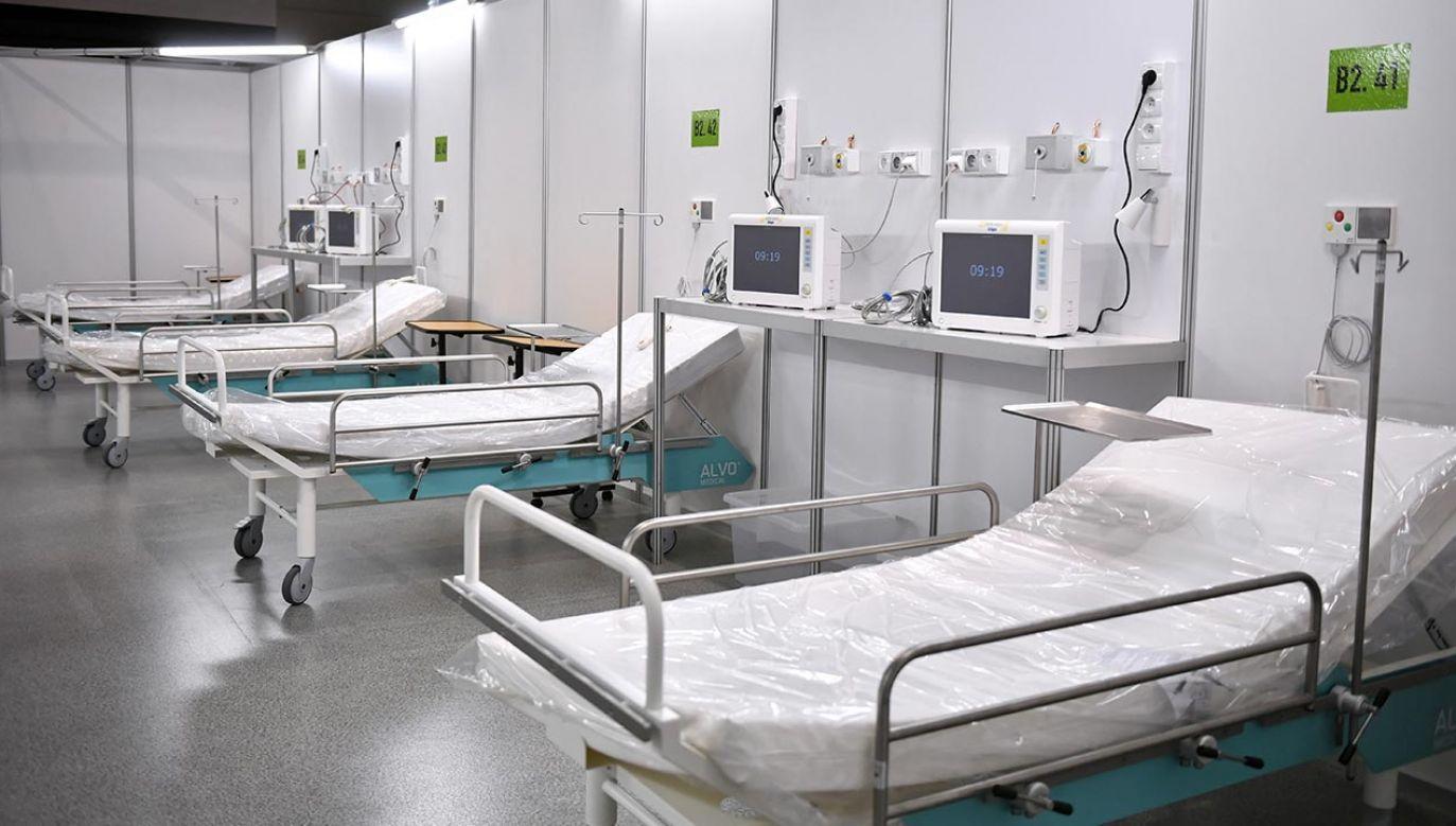 Minister zdrowia podsumowuje sytuację epidemiczną w Polsce (fot. PAP/Adam Warżawa)