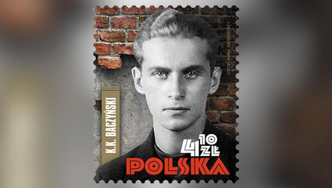 22 stycznia br. znaczek wprowadzony zostanie do obiegu  (fot. Poczta Polska)