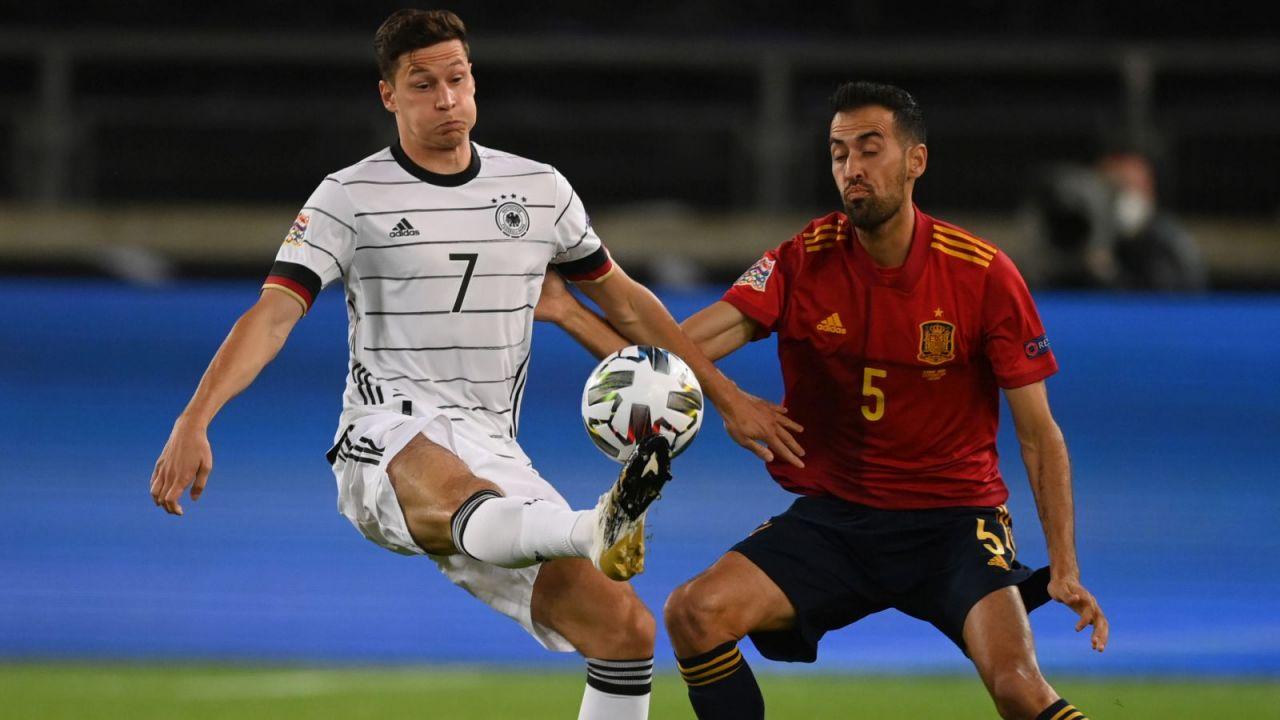 Hiszpania – Niemcy. Liga Narodów 2020. Transmisja meczu online, live stream, video na żywo (sport.tvp.pl)