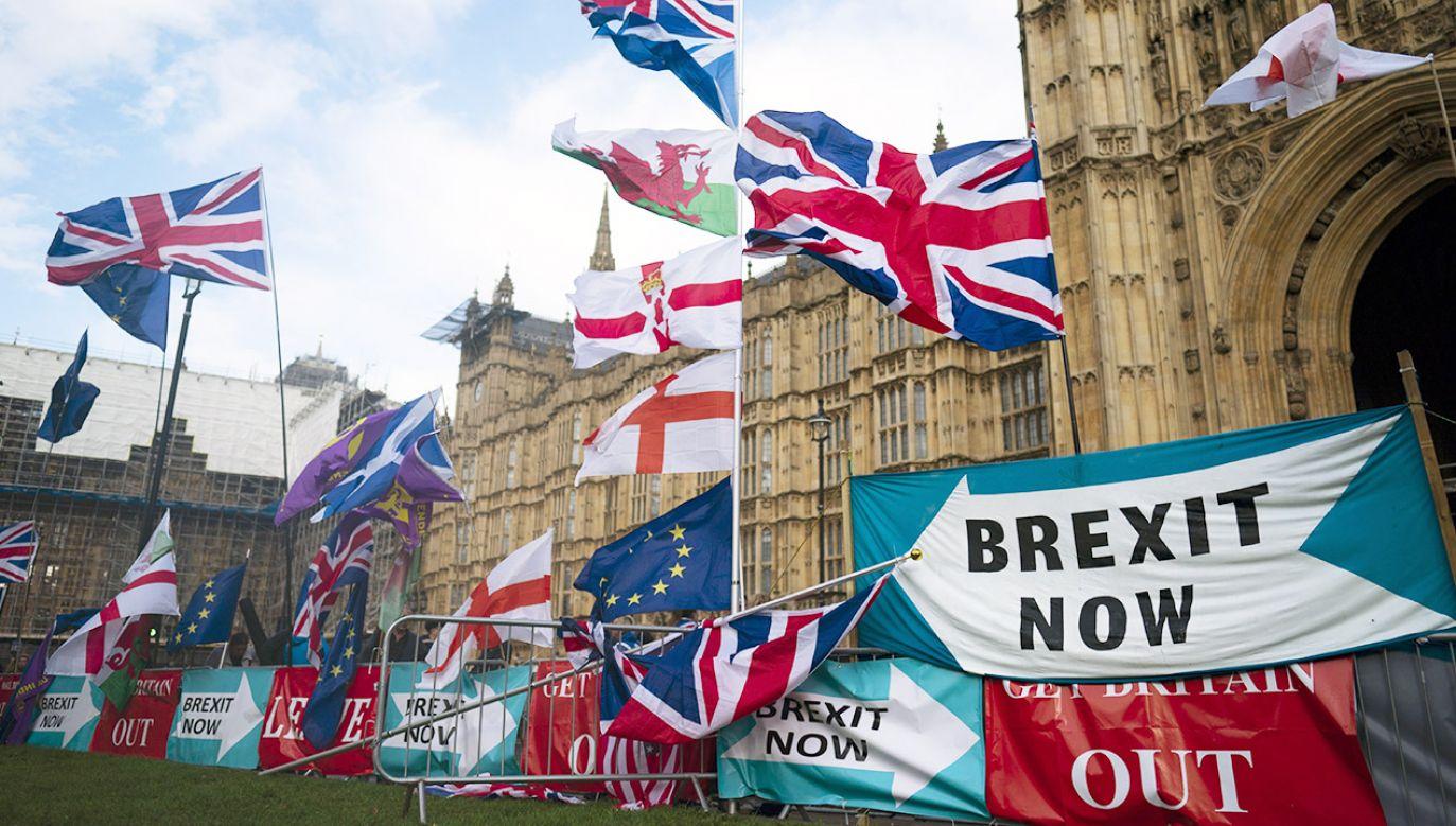Najmniej korzystnie brexit przyjmowany jest w Niemczech (fot. PAP/EPA/WILL OLIVER)