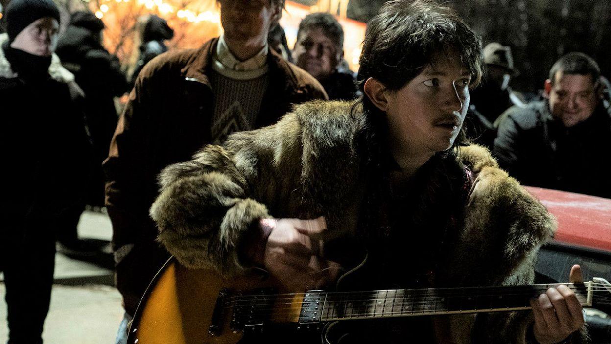 Zenek eukację muzyczną rozpoczął w szkole podstawowej, w wieku 7 lat  (fot. TVP)