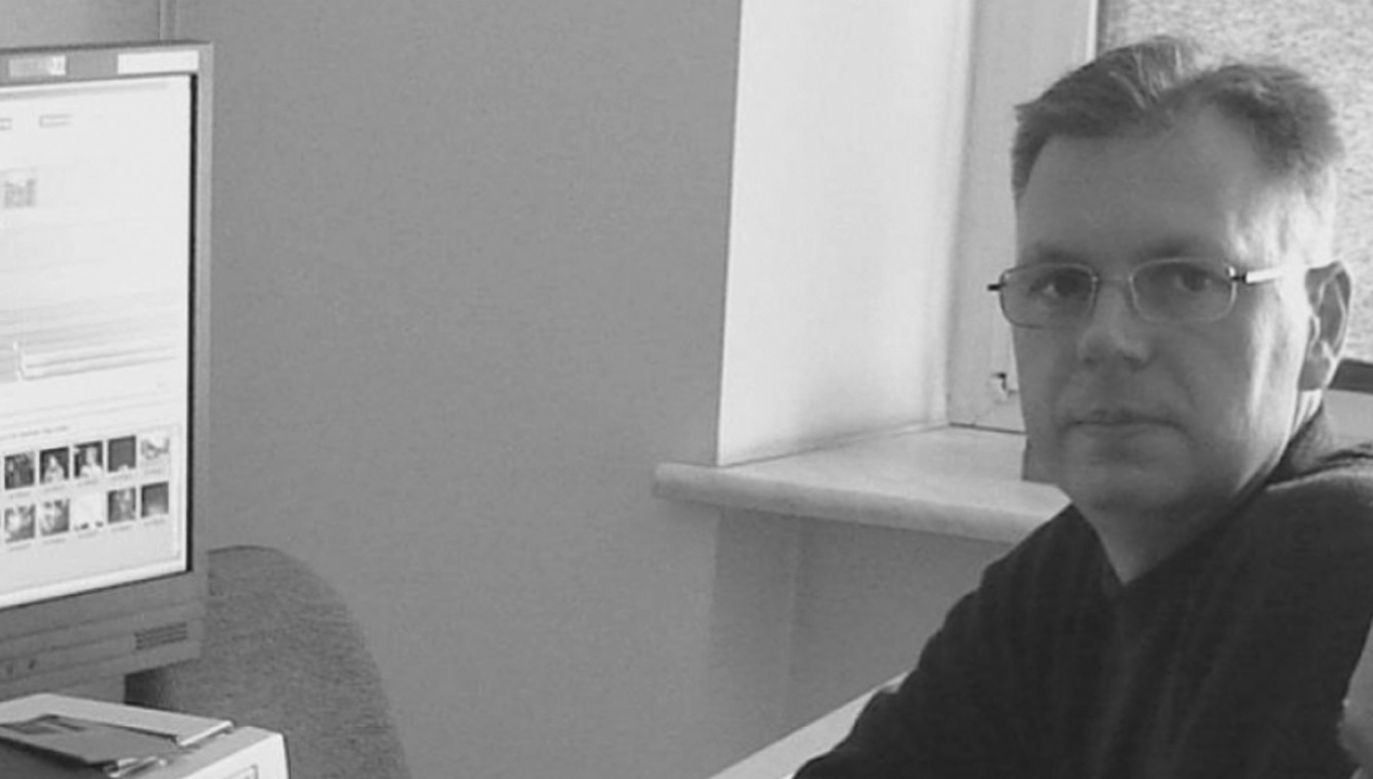 Tomasz Kuc pracował w dziale publicystki TVP Info (fot.TVP)