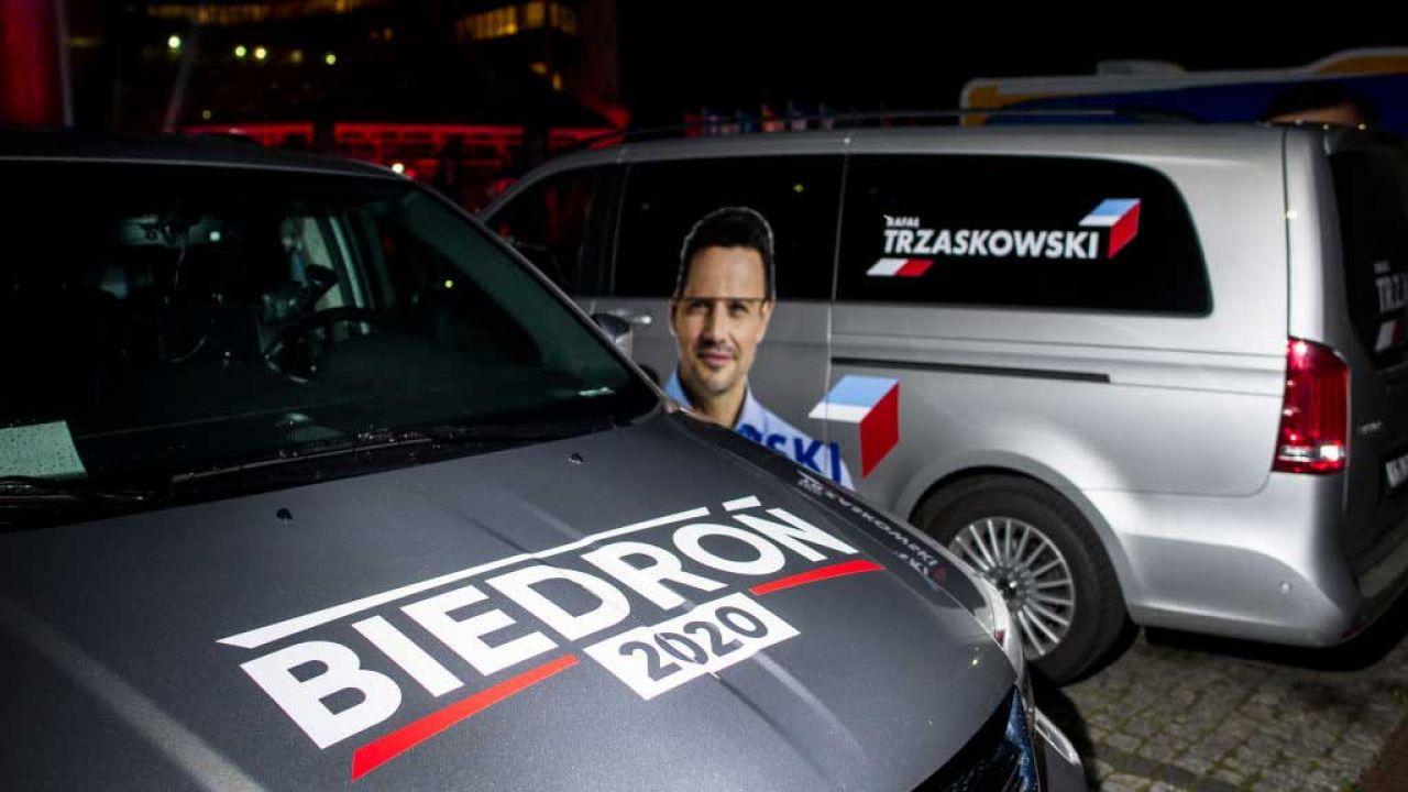 Politycy Lewicy nie zgadzają się na obwinianie ich o wyborczą porażkę Rafała Trzaskowskiego (fot. Piotr Lapinski/NurPhoto via Getty Images)