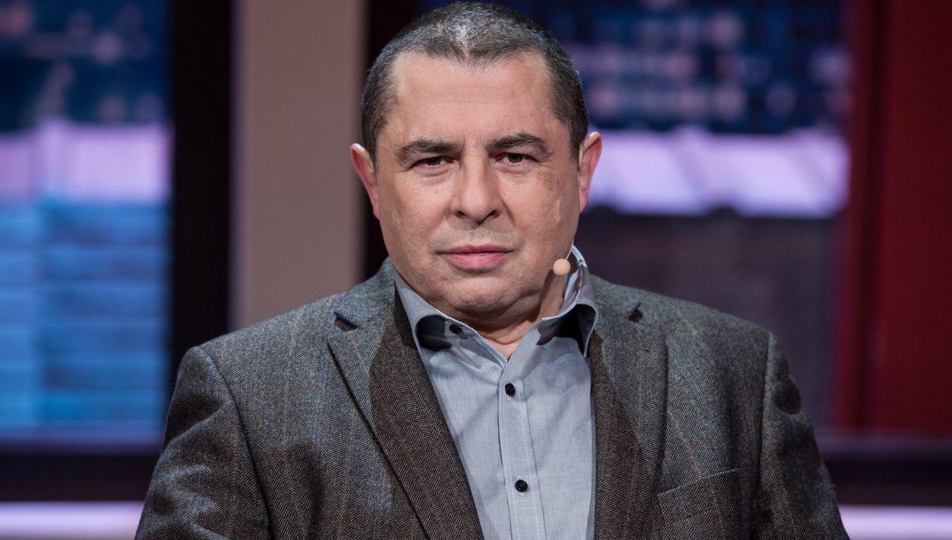 Bronisław Wildstein (fot. arch. TVP)