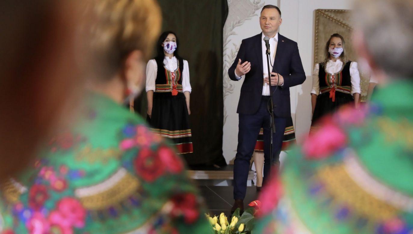 Prezydent bardzo intensywnie rozmawia z Polakami i podróżuje po Polsce od pięciu lat – podkreśla Adam Bielan (fot. PAP/KPRP/Jakub Szymczuk)
