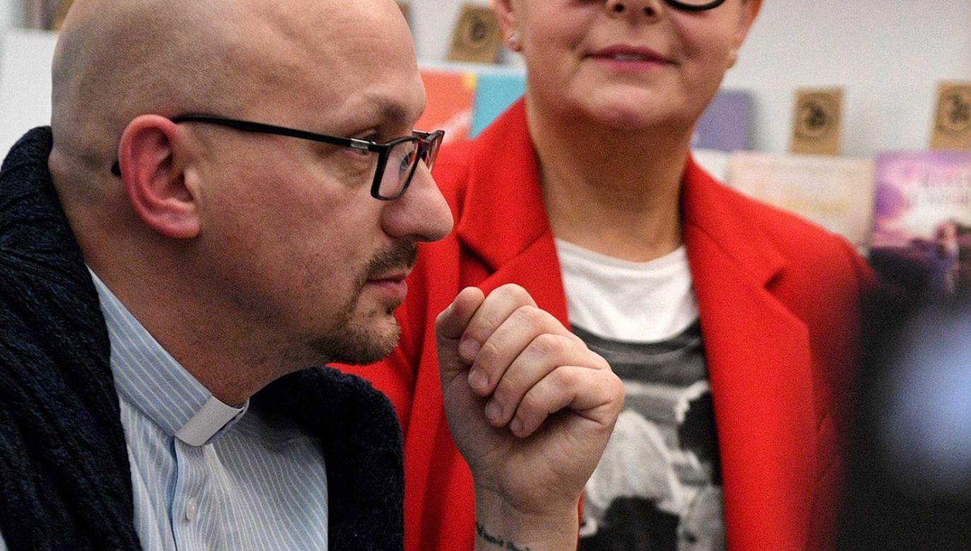 O. Grzegorz Kramer usunął konta w mediach społecznościowych (fot. arch.PAP/Darek Delmanowicz)