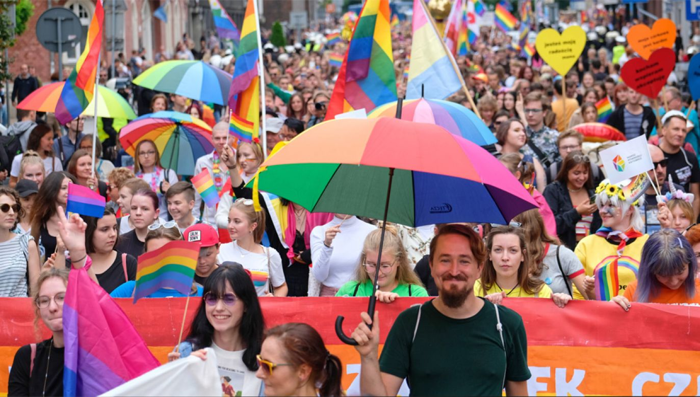 Organizacja Voices4Berlin chce wesprzeć środowiska LGBT w Polsce (fot. PAP/Andrzej Grygiel)