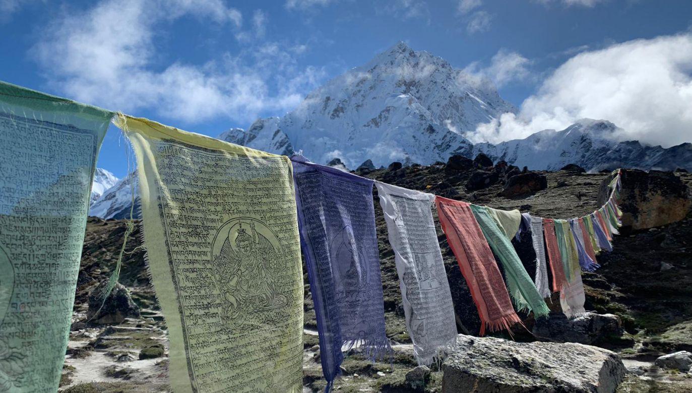 Wyprawa na Lhotse (8516 m n.p.m.) ma potrwać w sumie 7 tygodni (fot. Oswald Rodrigo Pereira, program PHZ im. A. Hajzera)