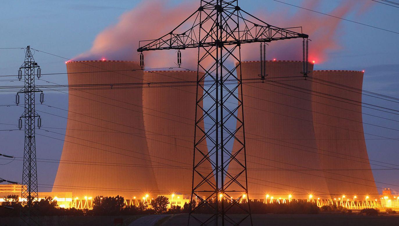 """""""Mamy dzisiaj sytuację kryzysu energetycznego w całej Europie"""" (fot. Sean Gallup/Getty Images)"""