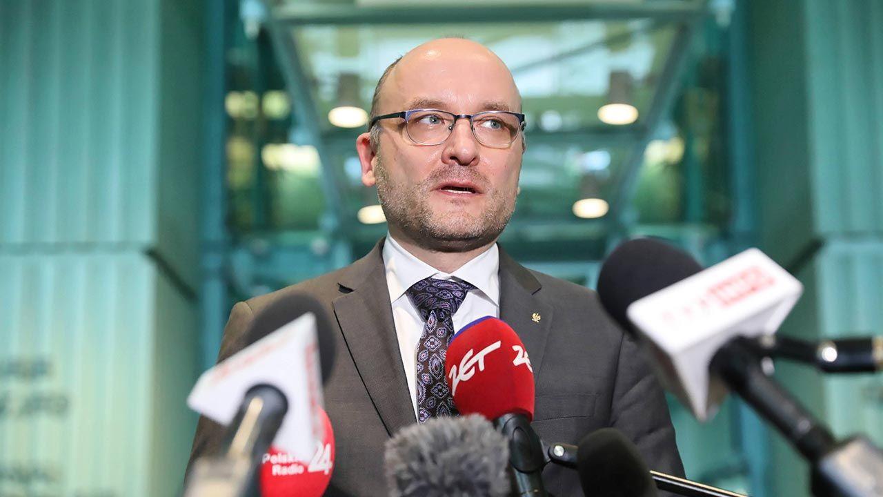 """Iustitia chce """"naprawy szkód wyrządzonych w sądownictwie""""  (fot. PAP/Tomasz Gzell)"""