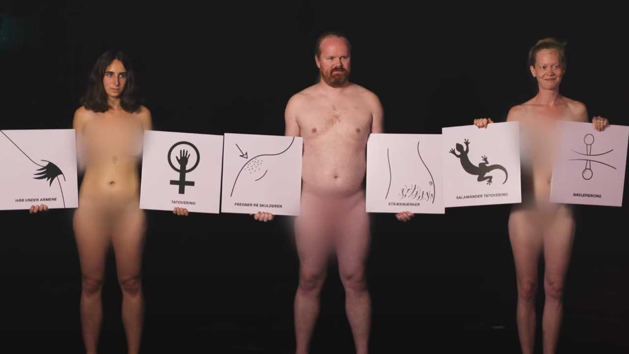 Kontrowersyjna koncepcja duńskiego show wzbudziła oburzenie widzów na całym świecie(fot. YouTube/DR Ultra)