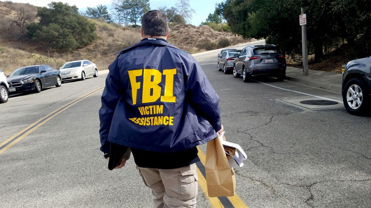 Większość masakr została dokonana przy użyciu broni palnej (fot. FBI)