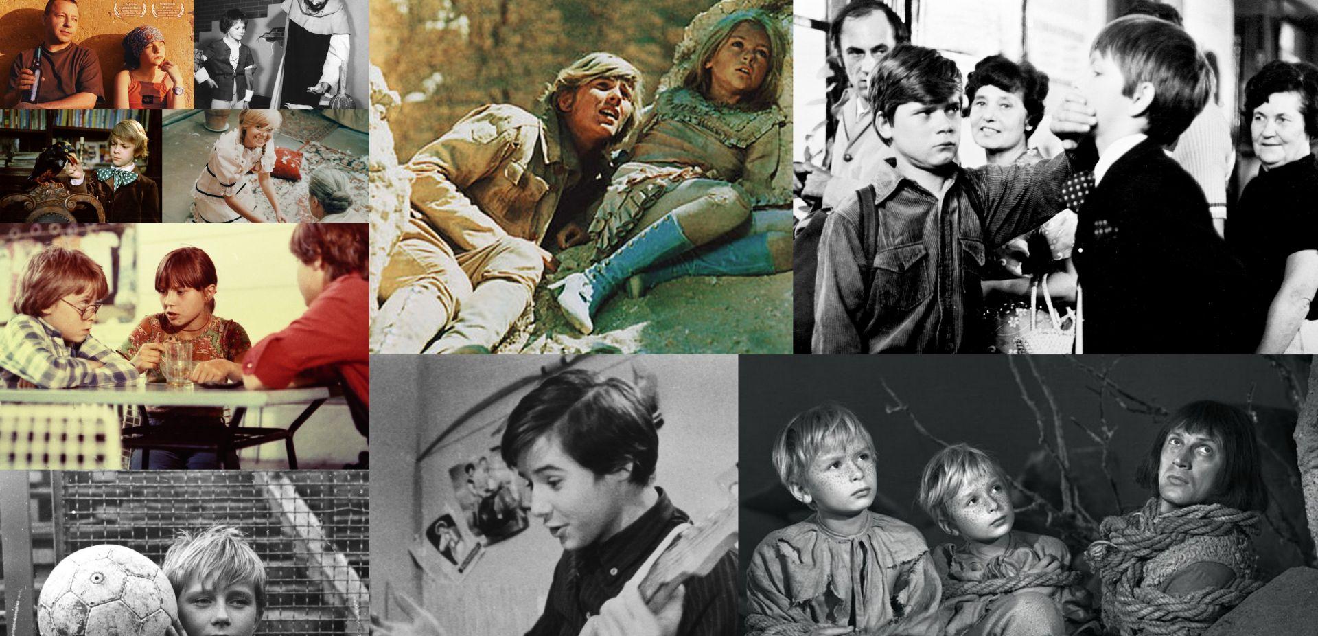 7dc4db2d0892f8 Polskie kino tworzyły nie tylko dorosłe gwiazdy formatu Zbigniewa ...
