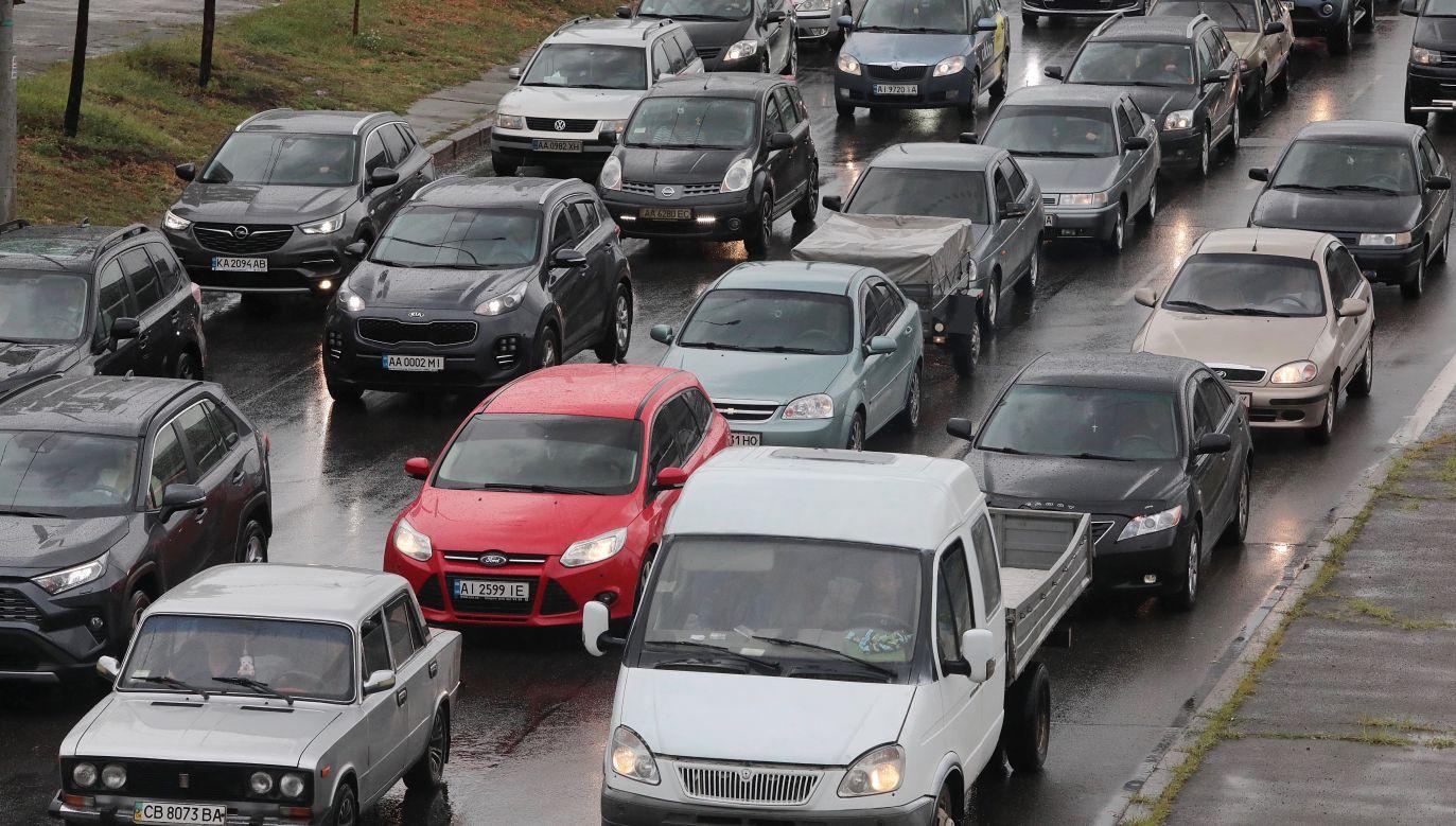 Nie oznacza to, że transport całkowicie pozbył się wirusa (fot. Hennadii Minchenko/ Ukrinform/Barcroft Media via Getty Images)