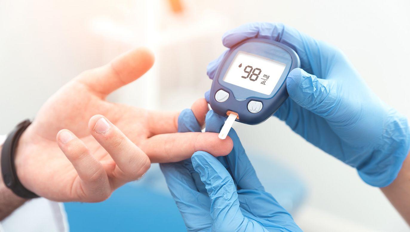 Na cukrzycę cierpi ponad 2,8 mln Polaków (fot. Shutterstock/Proxima Studio)