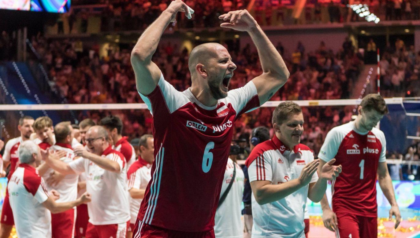 Mistrzowie świata poznali rywali w kolejnym wielkim turnieju (fot. PAP)