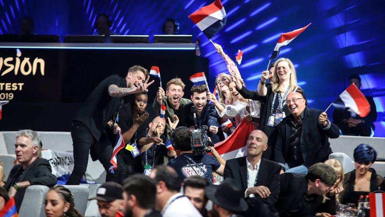 Ten wieczór należał do niego! Holender Duncan Laurence wygrał 64. Eurowizję! A jak wyglądał finał? (fot. EBU)