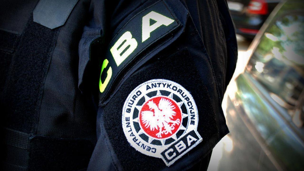 Stanisław J. został zatrzymany w ubiegłego roku przez przed agentów CBA (fot. CBA)